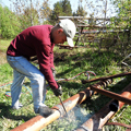 демонтаж водонапорной вышки