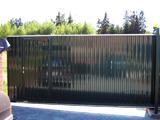 откатные ворота-1