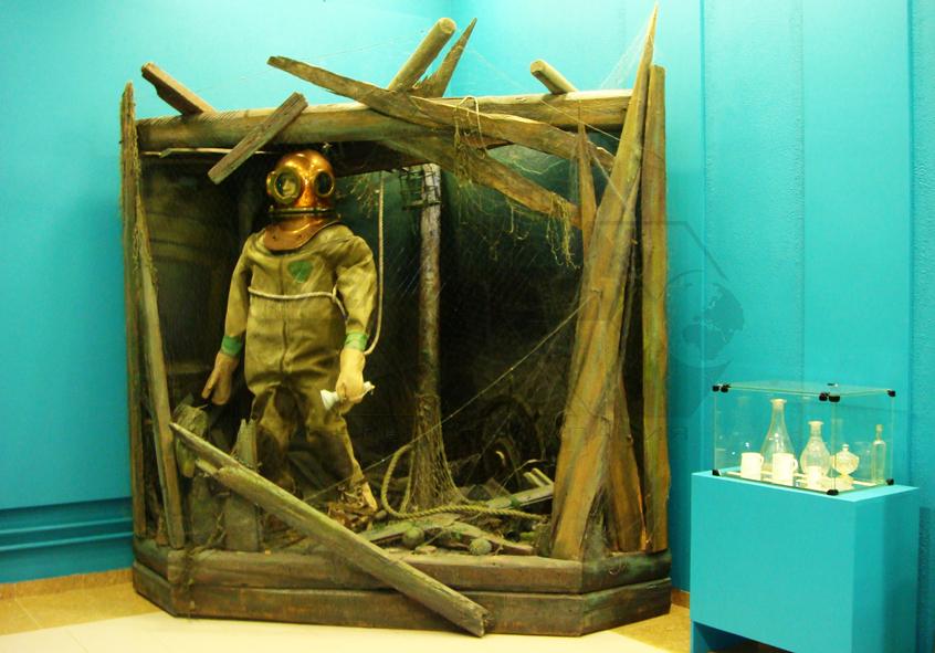 выставка История Кораблекрушений